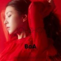 BoA One Shot Two Shot Cover