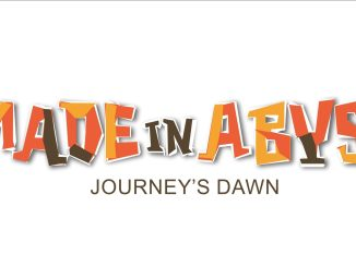Made in Abyss Journey's Dawn LOGO