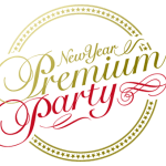 New Year Premium Party Logo