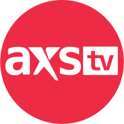 AXS TV LOGO RED
