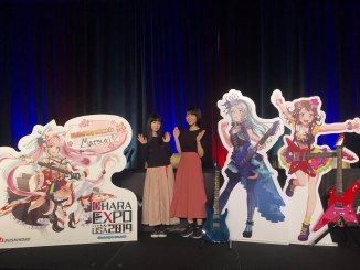 BUSHIROAD ANIME EXPO 2019 ANNOUNCEMENT