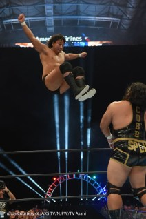 G1 CLIMAX DALLAS AXS-11