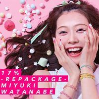Watanabe Miyuki 17% Repackage Cover