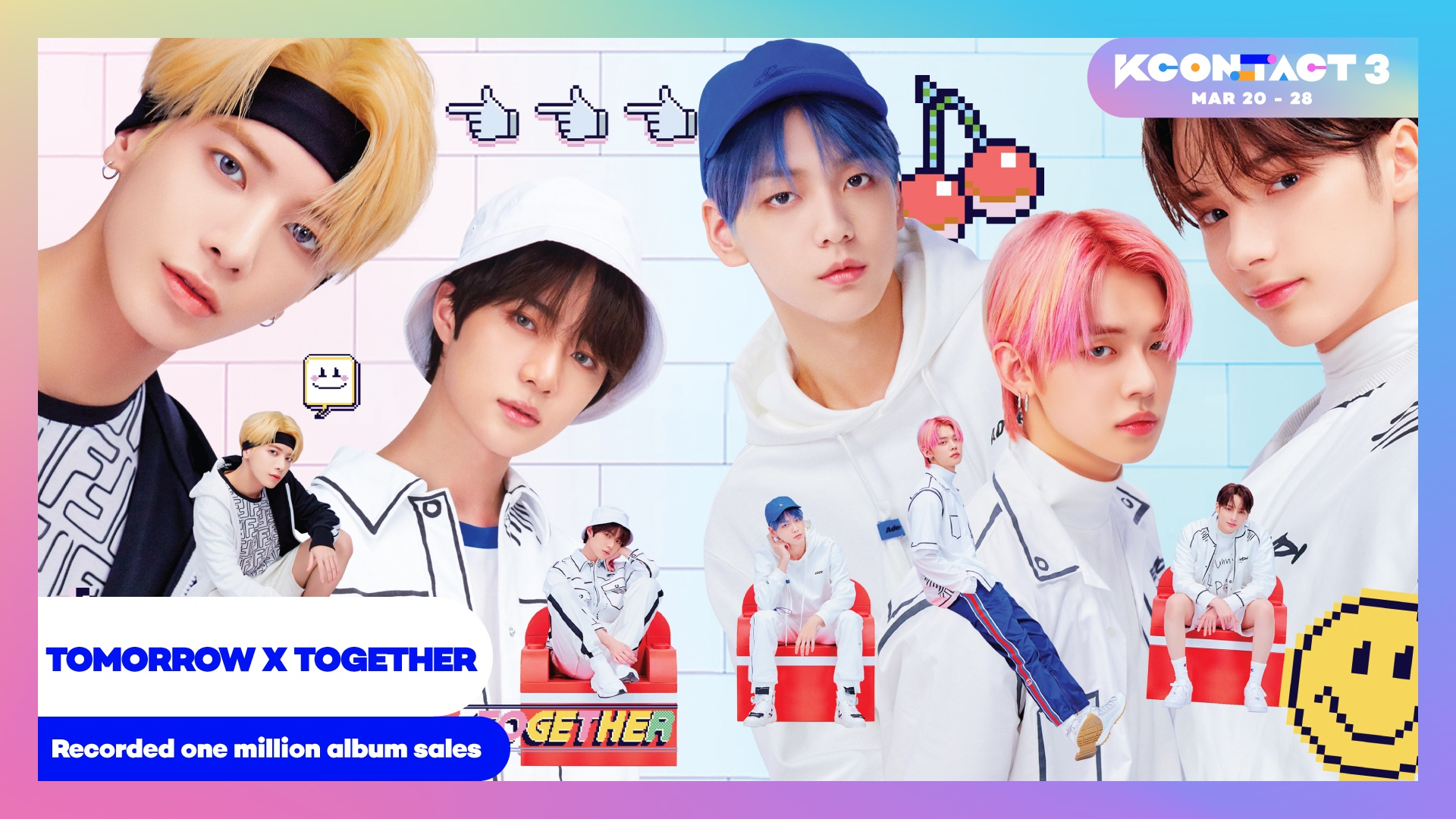 KCONTACT 3 TOMORROW X TOGETHER