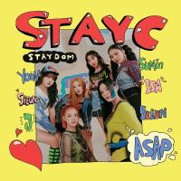 STAYC STAYDOM Cover