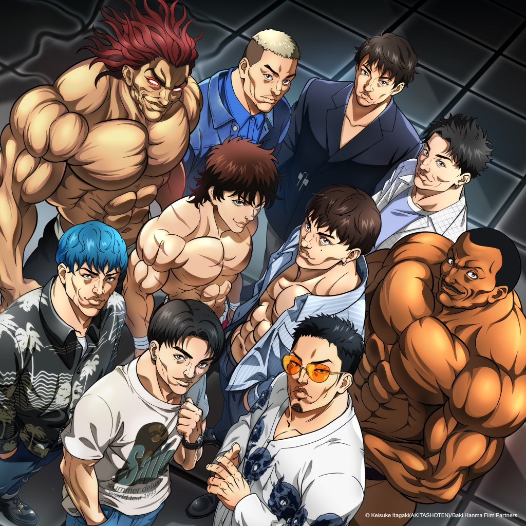 GENERATIONS-from-EXILE-TRIBE-Unchanied-World-Anime