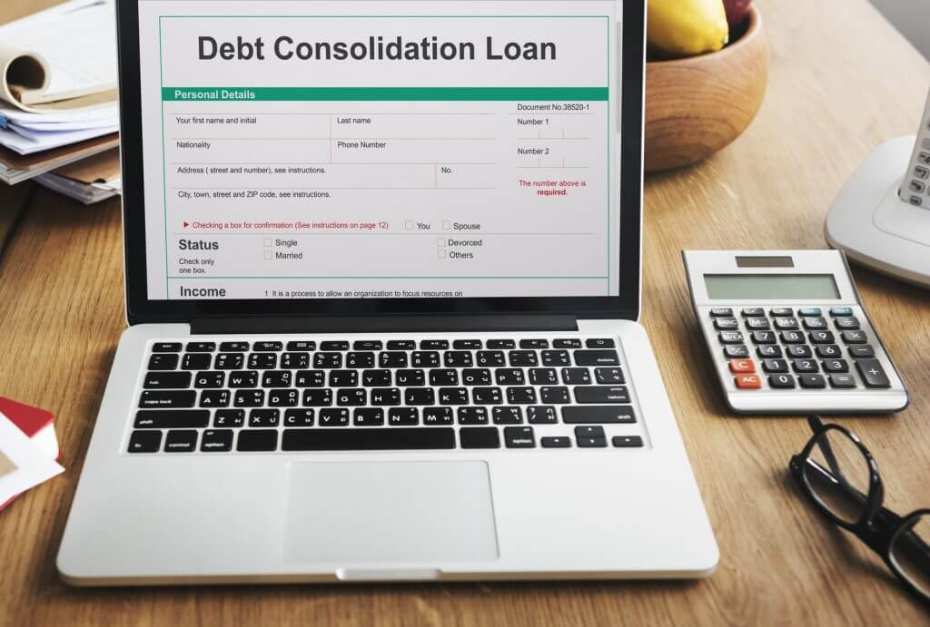 applying for credit card consolidation