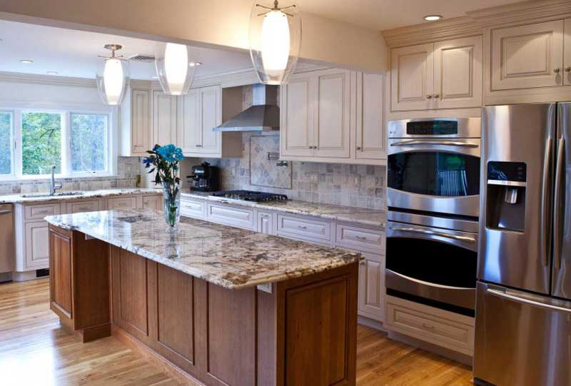 Shiloh Kitchen cabinets