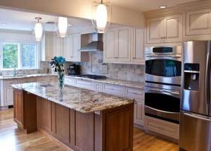 Shiloh Kitchen cabinets