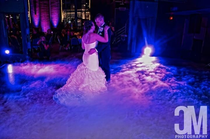 Windows On The River Wedding Venue With Lighting Design
