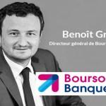 Du renouveau chez Boursorama Banque, Benoît Grisoni Directeur général