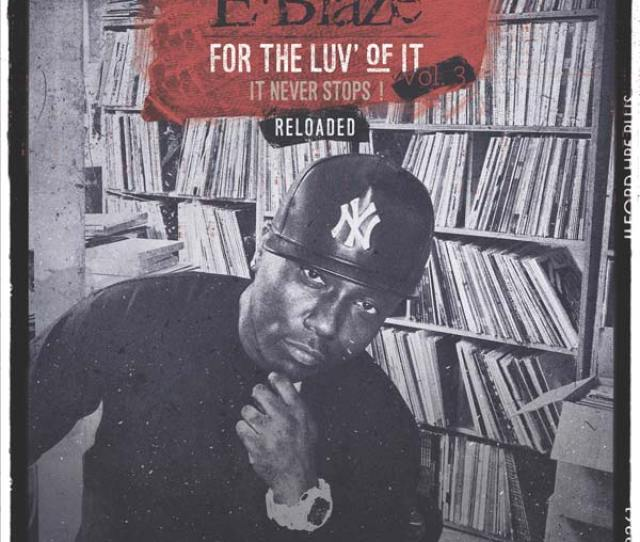 For The Luv Of It It Never Stops Vol  Reloaded