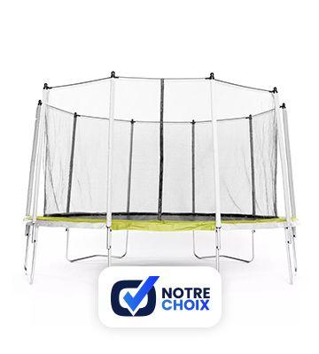 le meilleur trampoline 2021 comparatif