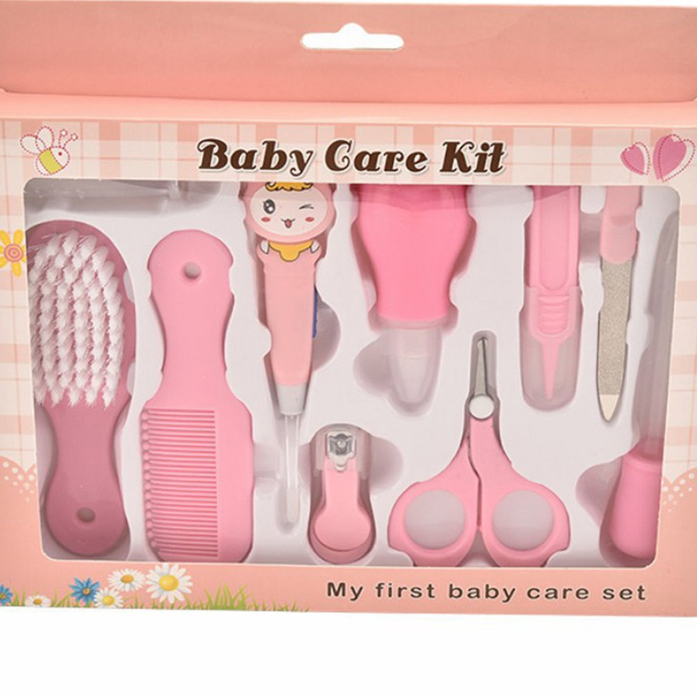 Creative Children Nail Clippers Baby Care Scissors Comb