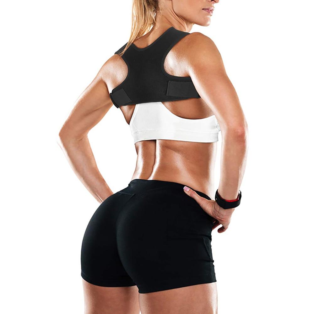 Brace Support Belt Adjustable Back Posture Corrector