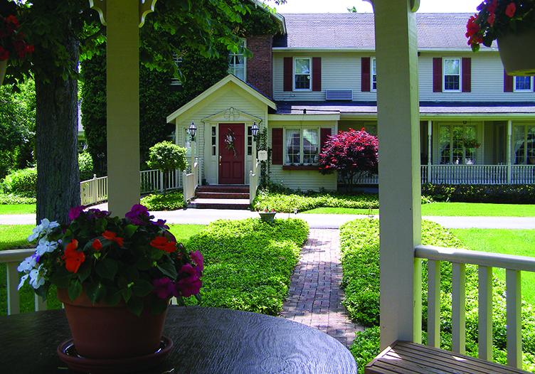 Asa Ransom House Country Inn