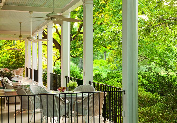 Brampton-porch