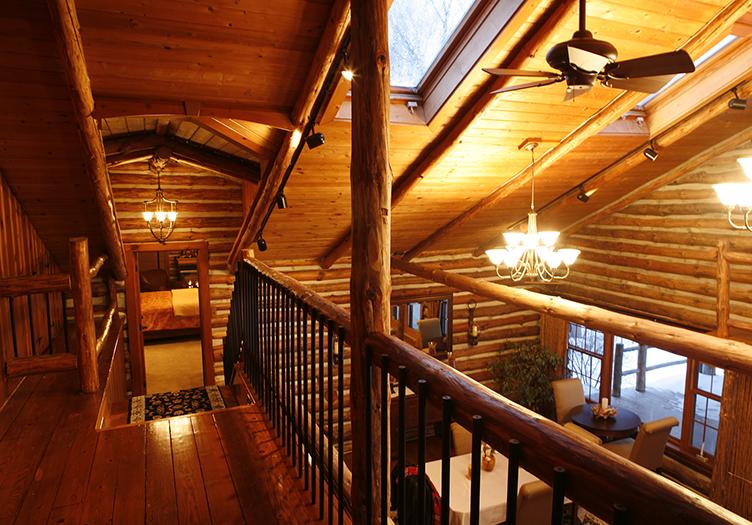 Chalet of Canandaigua loft