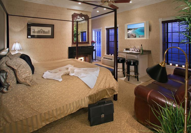 Chhateau Inn Room 43