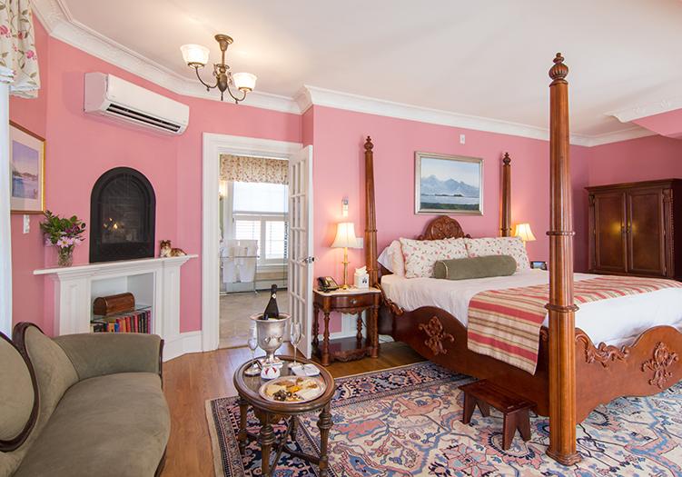 Cliffside Pink Bedroom