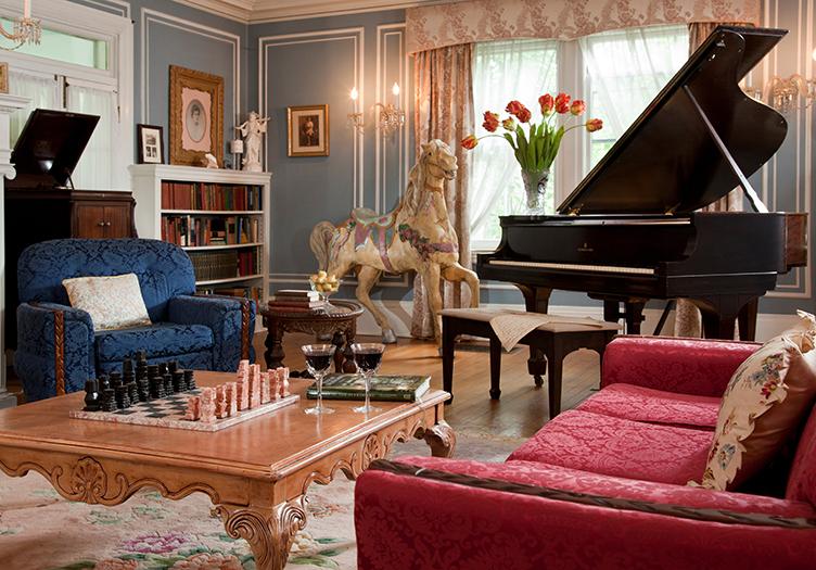 Common Room Grand Piano