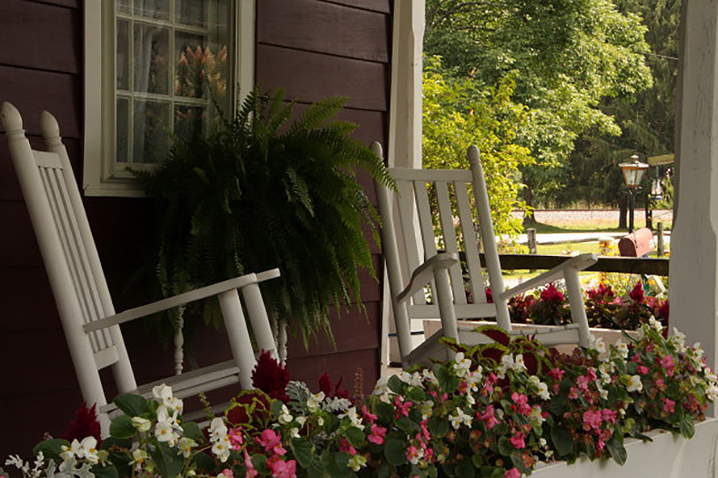 Hickory Bridge Farm Restaurant & Bed ~ Breakfast