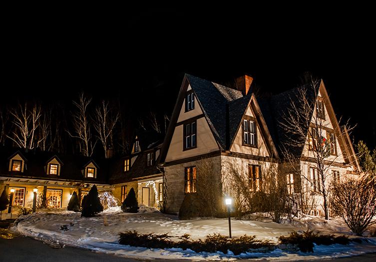 Notchland Inn Winter