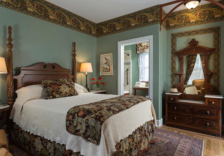Queen Victoria Balmoral room
