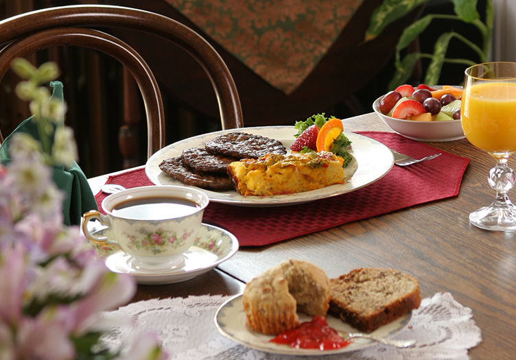 Queen Victoria Breakfast