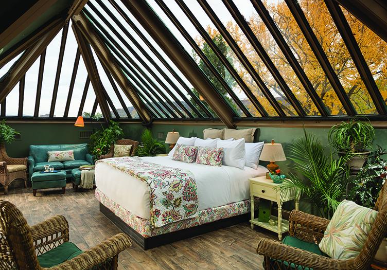 Sayre Mansion Guest Room 4