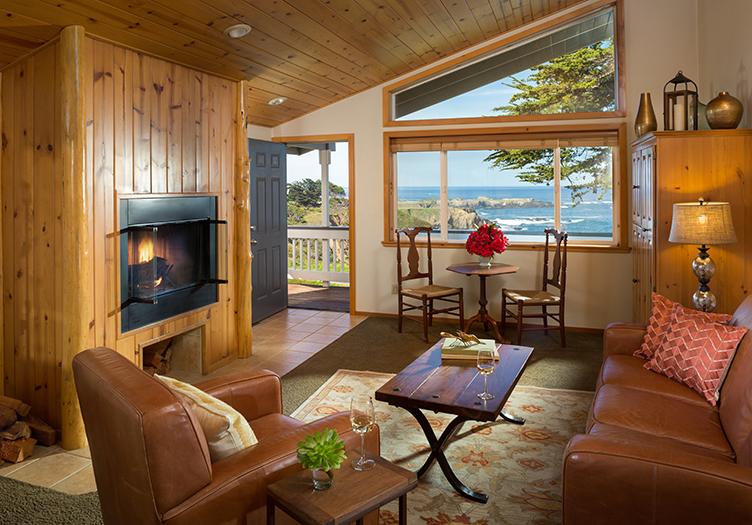 Sea Rock Inn suite Interior