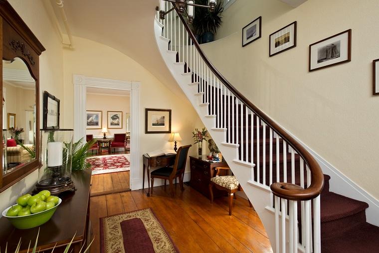 The Inn at Cape Cod Staircase