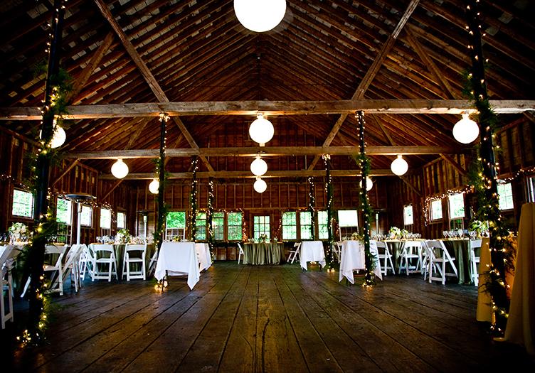 West Mountain Inn Wedding