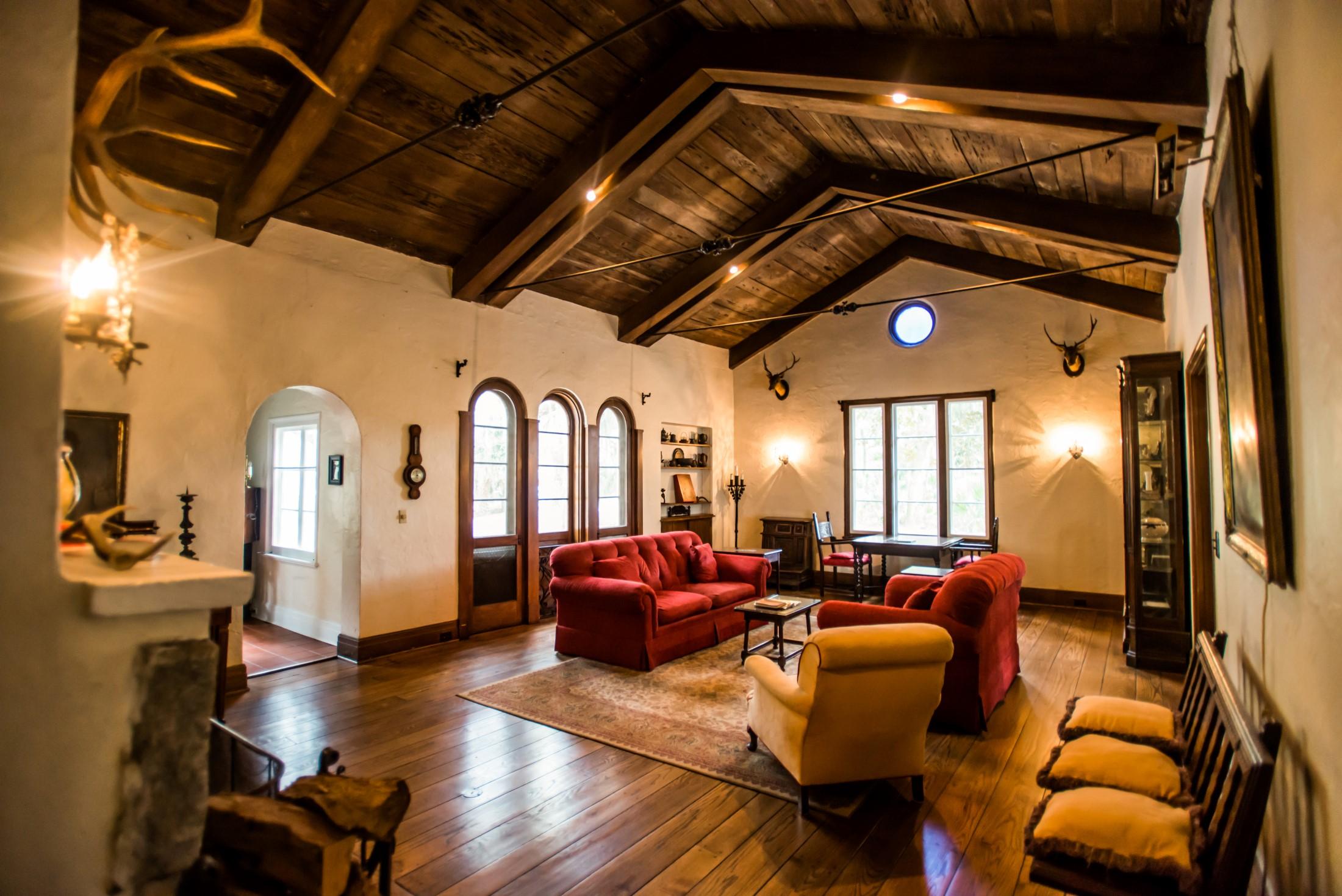 Helen House Living Room