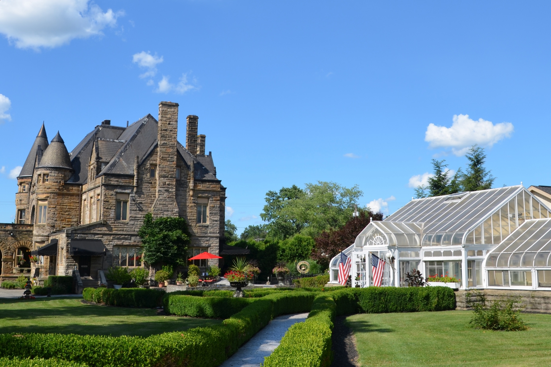 Buhl Mansion Guesthouse & Spa Exterior (6)
