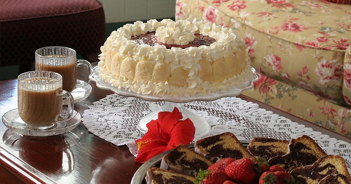 Complimentary Evening Dessert at St Francis Inn