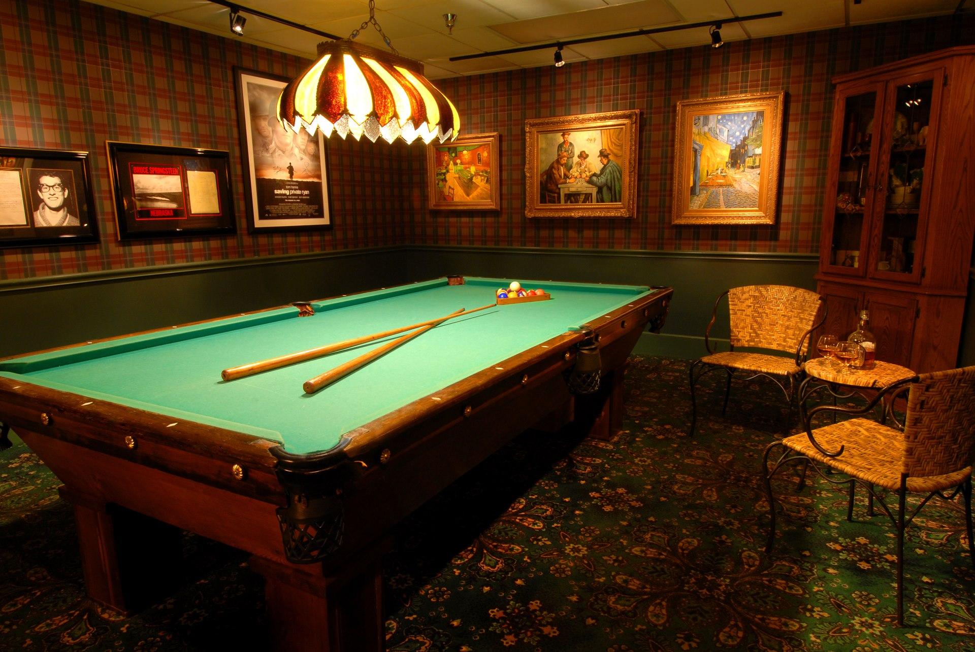 Tara A Country Inn Billiards