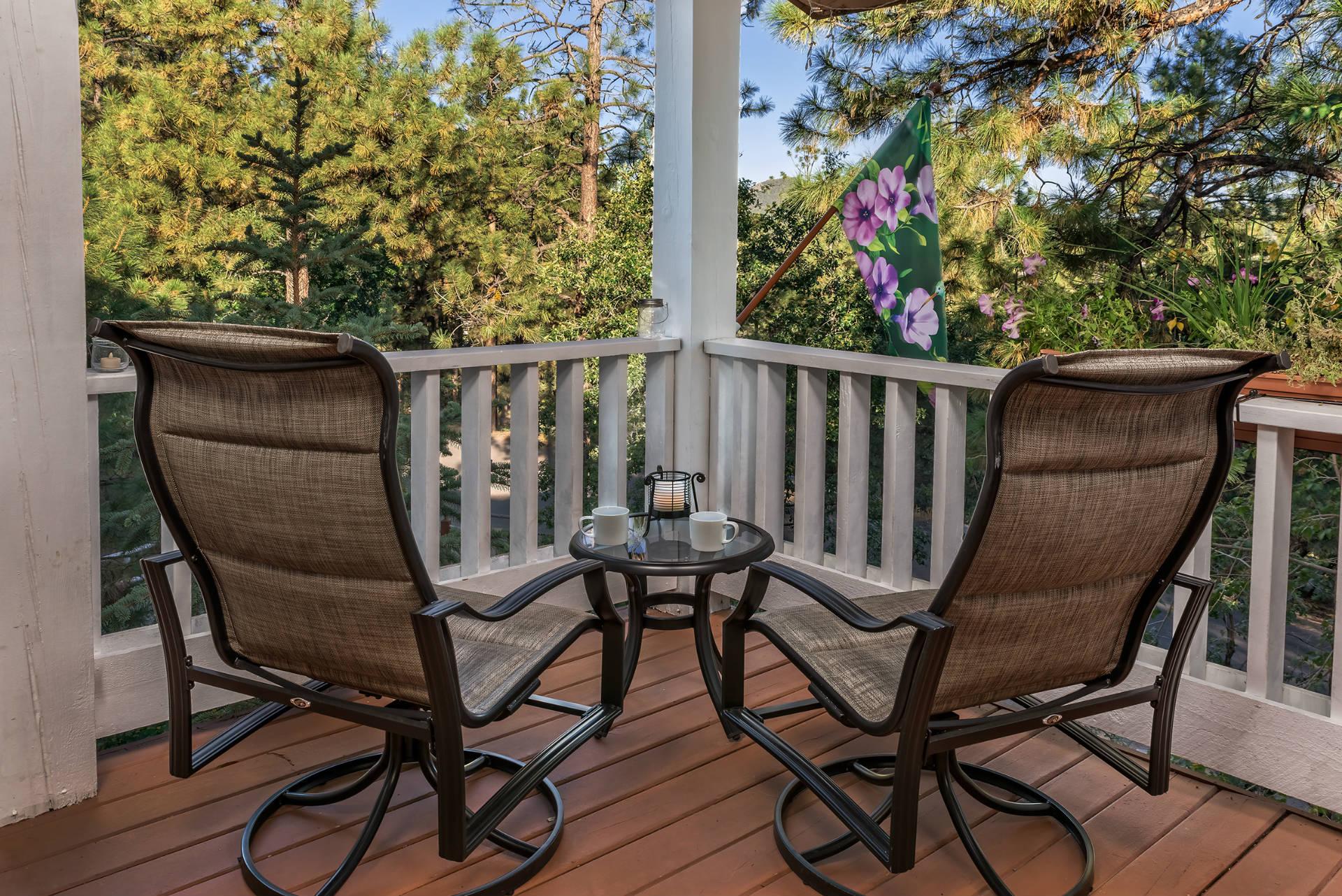 Porch - Debbie Santy