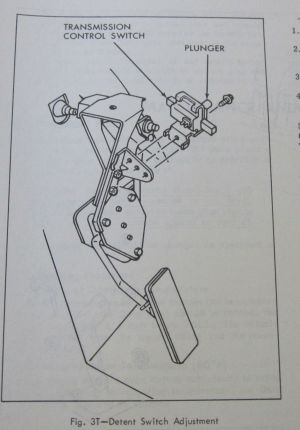 th400 downshift switch wiring?  The BangShift Forums