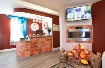 Ziba's Spa, Ontario | Salt Therapy Spas