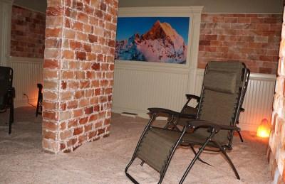 Himalayan Wellness Cave | Canadian Salt Room Builder | Select Salt
