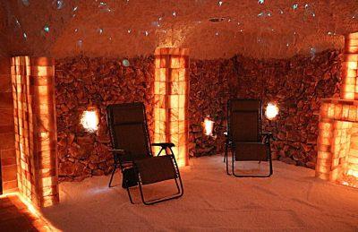 Building a Salt Room | Himalayan Salt Therapy Caves