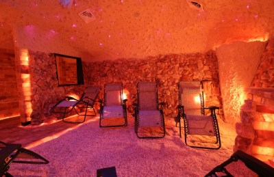Adirondack Salt Cave Built By Select Salt Incorporated