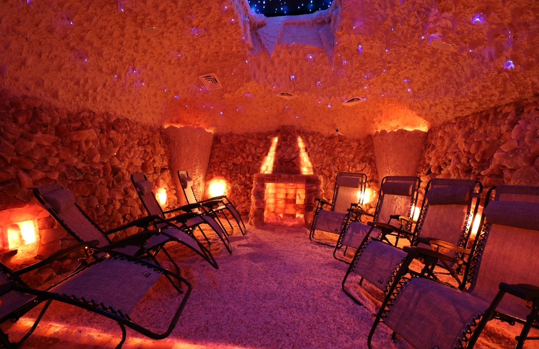 Adirondack Salt Cave Breathe Easy In The Mountains Of
