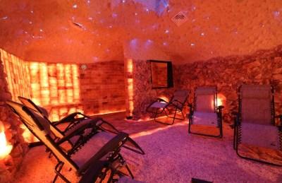 Salt Cave Located In Peru, NY
