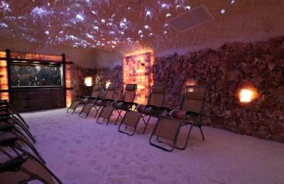 Tranquil Salt Grotto