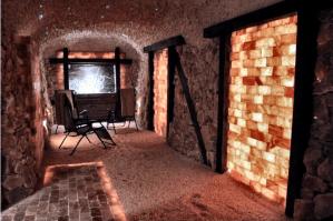 Salt Cave Business