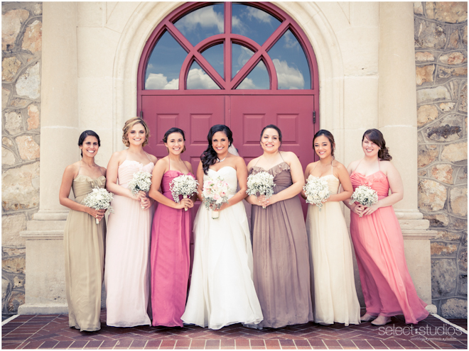 Texas Wedding Photography Select Studios