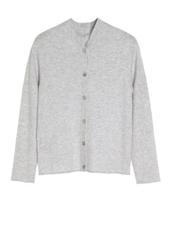 Reversible Cashmere Cardigan.