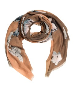 Falling Leaves Scarf.